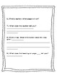 Universal Non-Fiction Text Features Worksheet