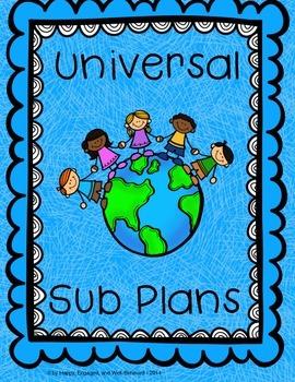 Universal Sub Plans