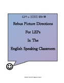 Rebus Picture Symbols for ELLs and LEPs
