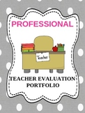 Universal Teacher Evaluation Portfolio