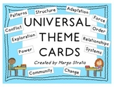 Universal Theme Cards