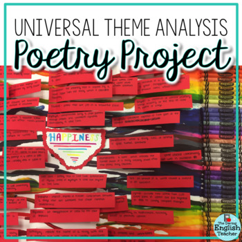 Universal Theme Poetry Analysis Project