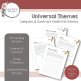 Universal Themes | Compare and Contrast Cinderella Stories