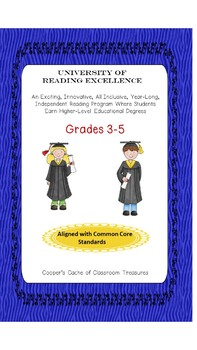 Independent Reading Program - University of Reading Excellence