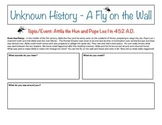 Unknown History - Fly on the Wall - Attila the Hun and Pope Leo I