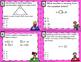 Unknown Number in Multiplication/Division Comp. Task Cards