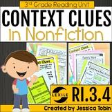 Unknown Vocabulary RI3.4 (Vocabulary Activities)