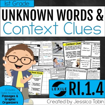 Unknown Words and Context Clues RI1.4