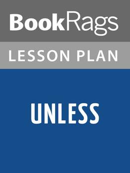 Unless Lesson Plans