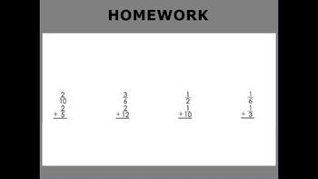 Unlike Denominators: Add and Subtract