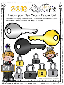 Unlock Your New Year's Resolution_Goal Setting