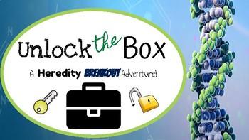 Unlock the Box: A Genetics Breakout Adventure!