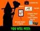 Unlock the Box: A Halloween Breakout Adventure!