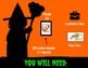 Unlock the Box: A Halloween Breakout Adventure - Digital Version!