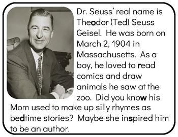 Unlock the Box: A Read Across America with Dr. Seuss Adventure!