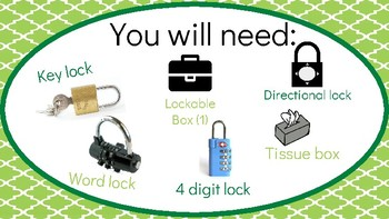 Unlock the Box: A Saint Patrick's Day Breakout Adventure