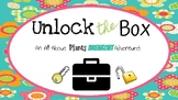 Unlock the Box: An All About Plants Breakout Adventure