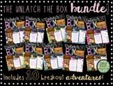 Unlock the Box BUNDLE! (10 Break Out Games)