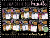 Unlatch the Box BUNDLE! (10 Break Out Games)