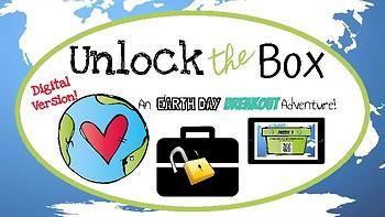 Unlock the Box: Earth Day - DIGITAL VERSION!