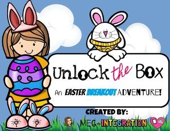 Unlock the Box: Easter