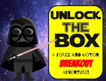 Unlock the Box: Force and Motion