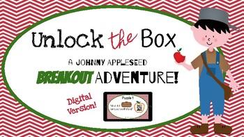 Unlock the Box: Johnny Appleseed  - DIGITAL VERSION