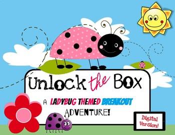 Unlock the Box: Ladybugs