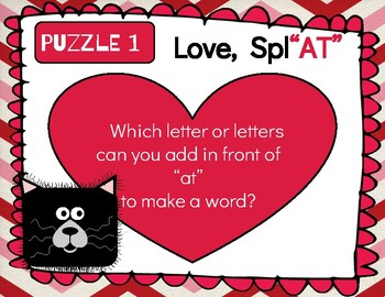 Unlock the Box: Love, Splat