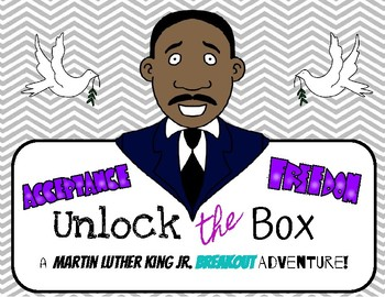Unlock the Box: Martin Luther King, Jr.