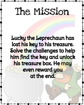 March Digital Unlock the Box - Escape: Reading Review - Third Grade