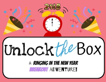 Unlock the Box: Ringing in the New Year