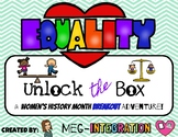 Unlock the Box: Women's History Month