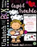 Unlock the Box (a break-out game): The Case of Cupid Trouble