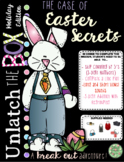 Unlock the Box (a break-out game): The Case of Easter Secrets