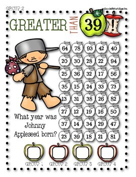 Unlock the Box (a break-out game): The Case of Johnny Appleseed