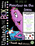 Unlatch the Box (a break-out game): The Case of Monsters on the Loose
