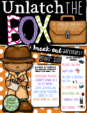 Unlatch the Box (a break-out game): The Case of the Back to School Disaster