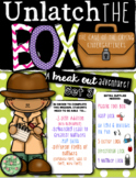 Unlock the Box (a break out game): The Case of the Crying Kindergarteners