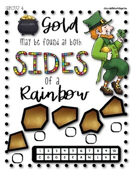 Unlock the Box (a break-out game): The Case of the Sneaky Leprechaun