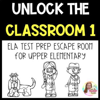 ESCAPE ROOM-Unlock the Classroom