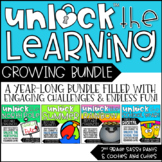 Unlock the Learning GROWING BUNDLE
