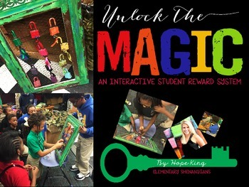 Unlock the Magic: An Interactive Student Reward System