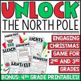 Unlock the North Pole | Math Games