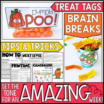Unlock the Pumpkin Patch | Math Games | Editable Challenges | DIGITAL