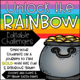 Unlock the Rainbow - {EDITABLE} St. Patrick's Day Game