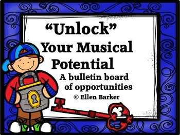 """""""Unlock"""" your Musical Potential!"""