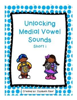 Unlocking Short i CVC Words