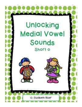 Unlocking Short o CVC Words