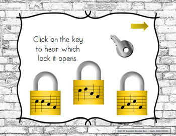 Unlocking Melodies -  Aural melody practice {do}